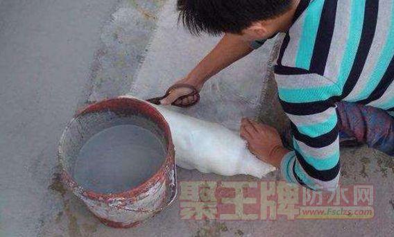 装修防水:阴阳角处理用水不漏