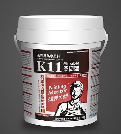点击查看K11防水涂料(JS防水)详细说明