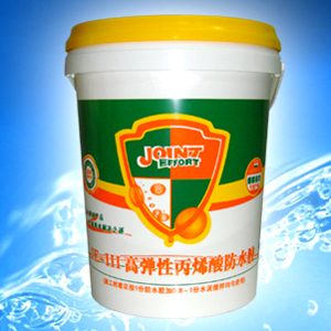 JE-Ⅲ高弹性丙稀酸防水胶