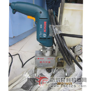 点击查看丽天防水材料-灌浆机详细说明