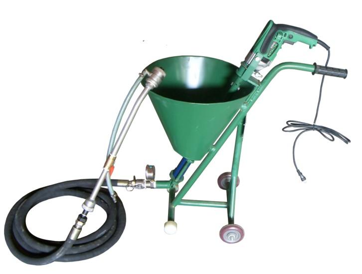 点击查看DB-700水泥灌浆机腻子粉喷涂机详细说明