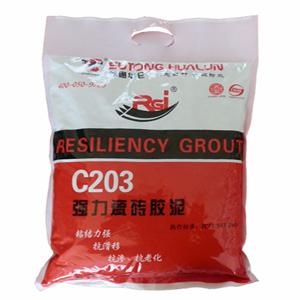 C203强力瓷砖胶泥
