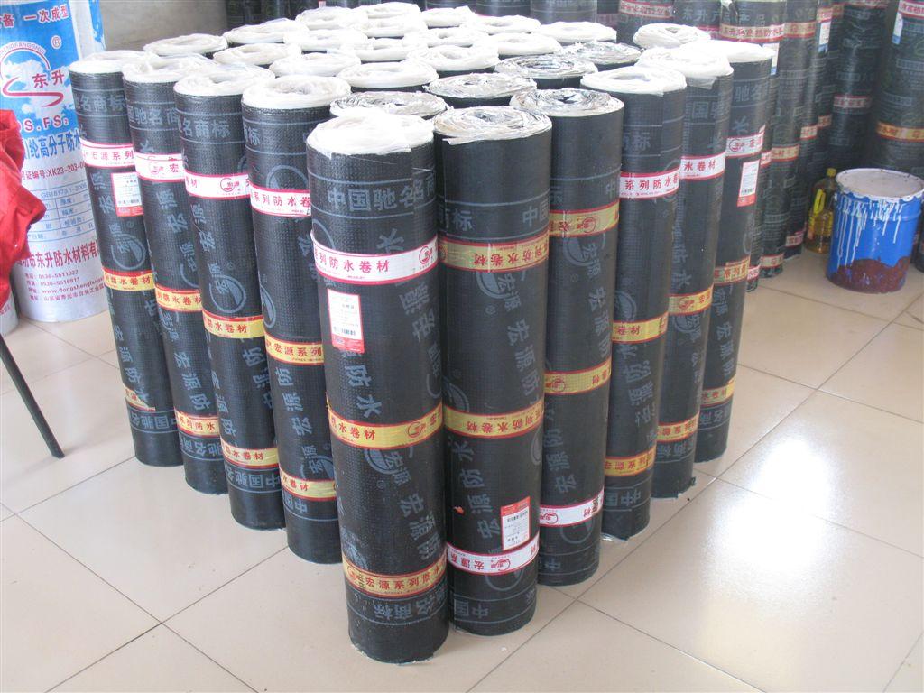 泰州sbs防水卷材-徐州自粘防水材料
