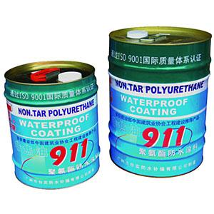 TS-3双组份聚氨酯防水涂料(911)