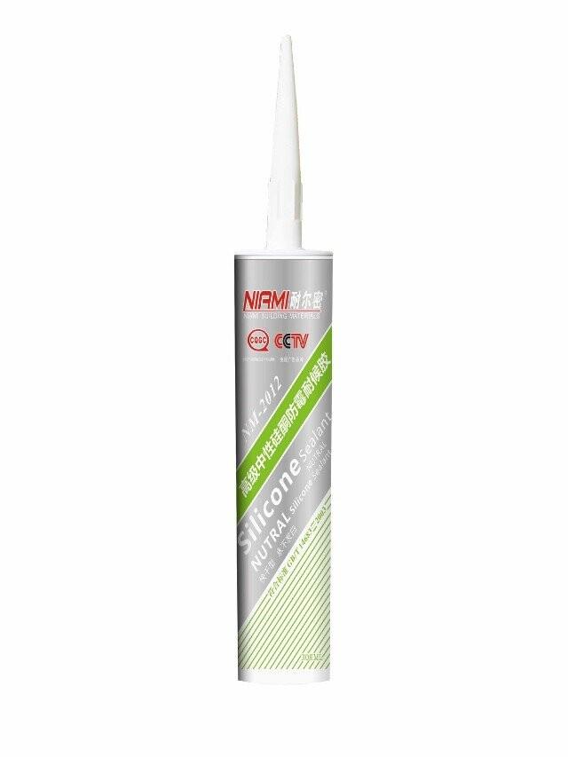 玻璃胶厂家玻璃胶价格玻璃胶十大品牌耐尔密793中性防霉耐候胶