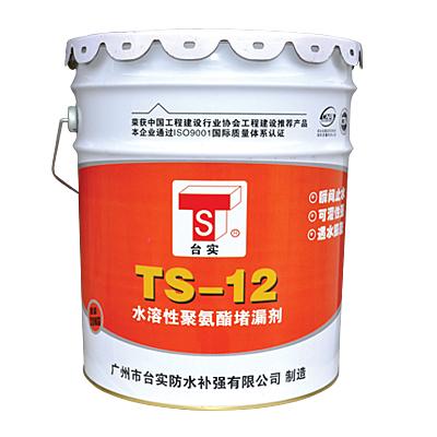 TS-12水溶性聚氨酯堵漏剂