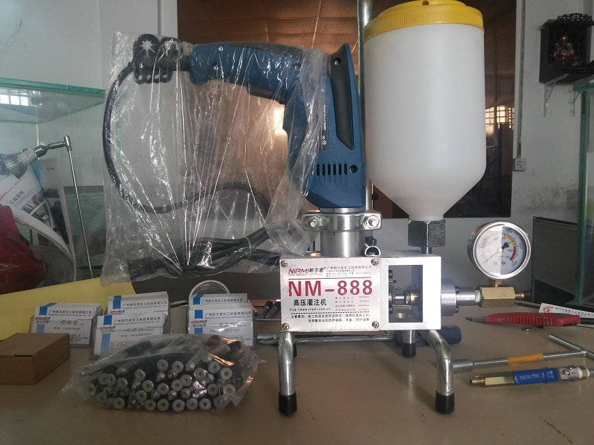 玻璃胶厂家玻璃胶价格玻璃胶品牌耐尔密高压灌浆机