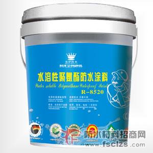 R-8520 水溶性聚氨酯防水涂料
