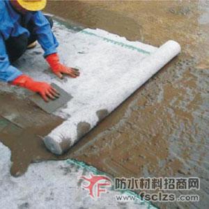 R-555高分子聚乙烯丙纶(涤纶)防水卷材详细说明