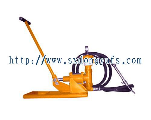 活塞式手动水泥注浆泵 产品图片
