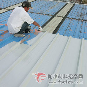 屋面渗漏维修专家-西卡液体防水卷材Sikalastic-692