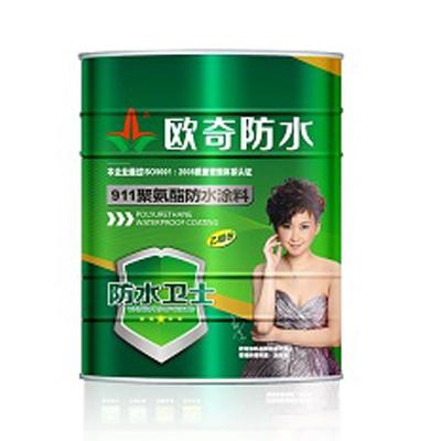 广州911单组份聚氨酯防水