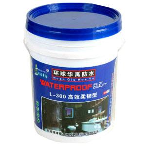 点击查看L-300高效柔韧型防水涂料详细说明