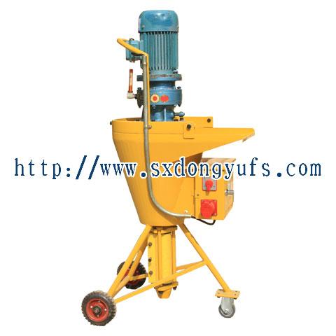 螺杆式电动水泥注浆机 产品图片