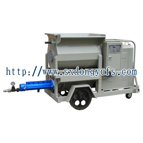 带搅拌螺杆式电动水泥灌浆泵详细说明