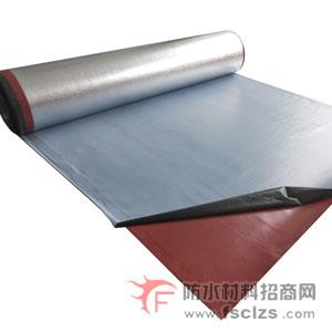ALB反应性防腐铝膜(AL)丁基橡胶自粘防水卷材
