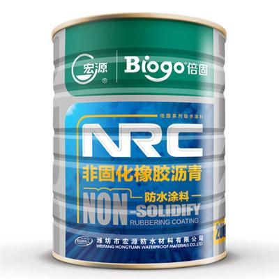 点击查看供应宏源非固化橡胶沥青防水涂料详细说明