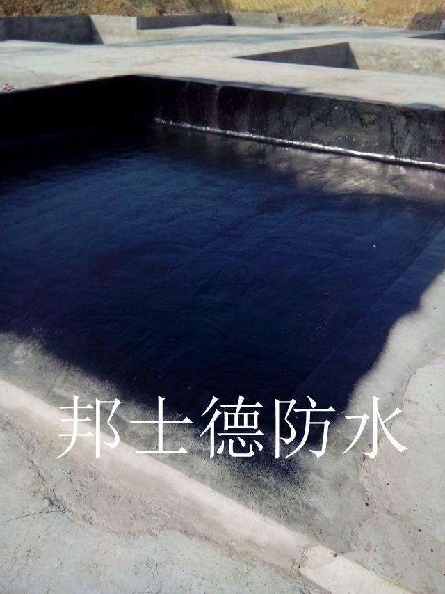 新疆非固化橡胶沥青防水涂料