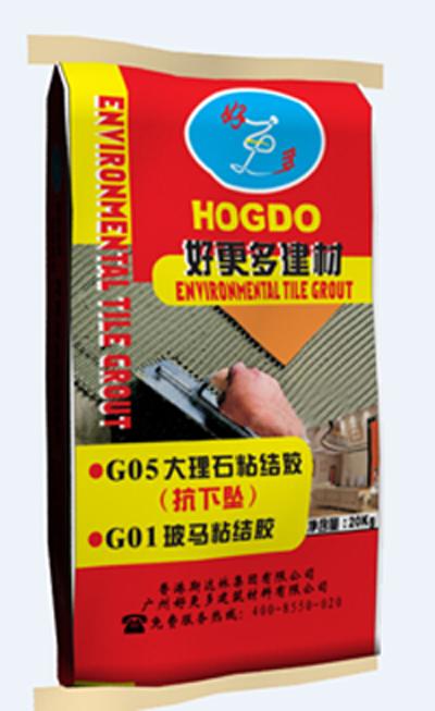 G01玻马粘结胶 马赛克 大理石可用产品包装图片