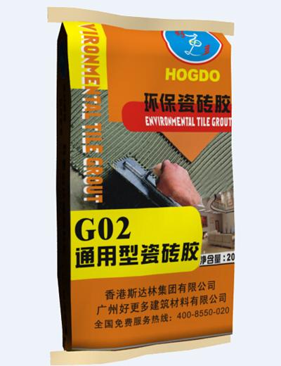 点击查看G02通用型瓷砖胶贴地砖常用详细说明