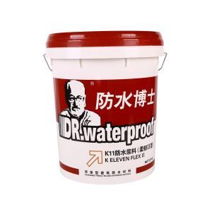 柔韧型K11防水涂料