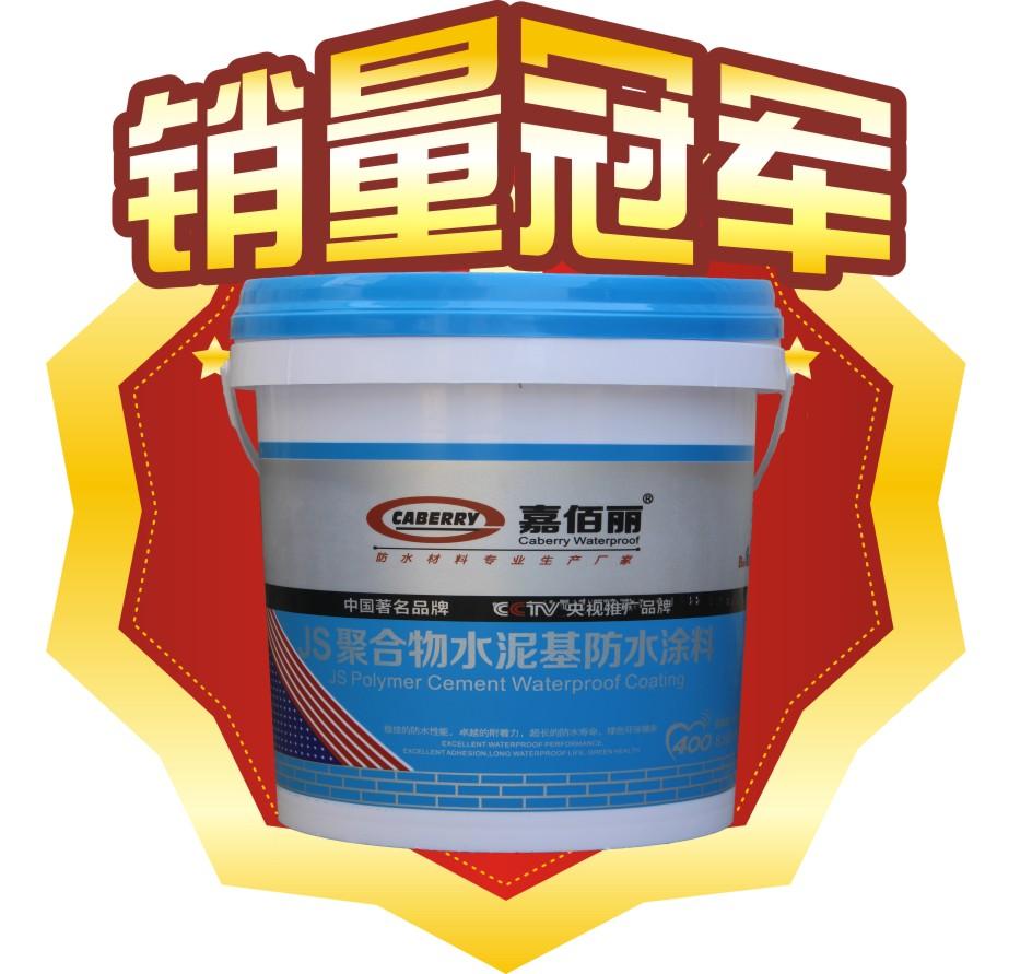 JS聚合物卫生间防水涂料哪个品牌好产品包装
