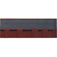 杭州晶达 新西湖牌 玻纤胎沥青瓦-双层凝彩型