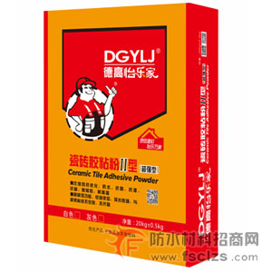 瓷砖胶粘粉TTB II型(超强型) 产品图片