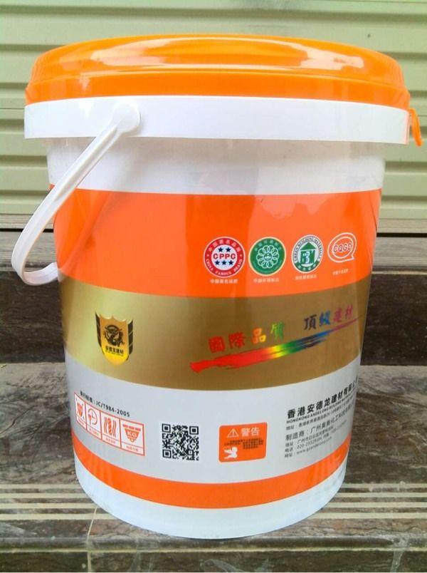防水十大品牌 安德龙 K11通用型防水