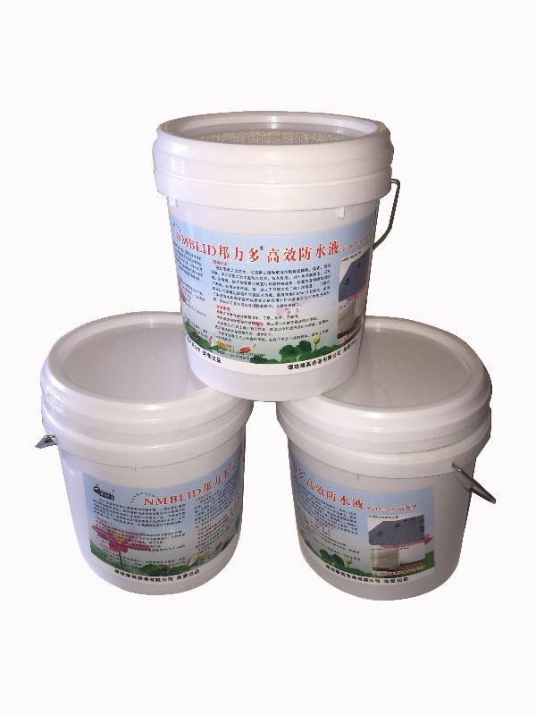 环球华禹高效防水液 外墙防水|屋面防水产品包装图片