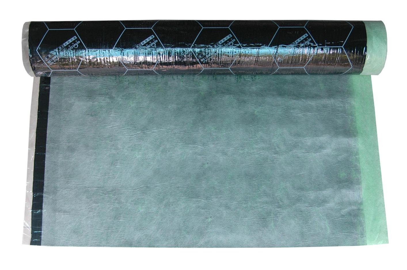 供应天信牌高分子自粘橡胶复合防水卷材