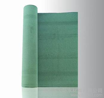 聚乙烯丙(涤)纶复合防水卷材