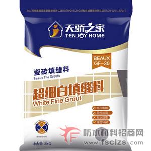 2016招商代理防水涂料|GF-30超白填缝料