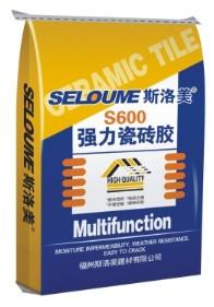 S600强力瓷砖胶