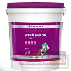 青龙外墙透明防水胶产品包装图片