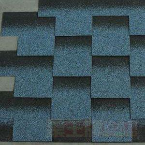 沥青瓦彩色防水涂料叠型