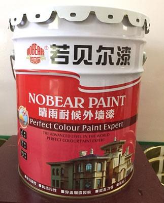 外墙乳胶漆晴雨耐候型