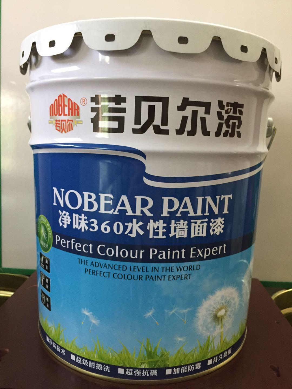 净味360水性墙面漆