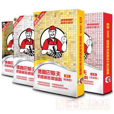 防霉填缝料(标准型)黑/白/黄/红 25KG/袋 产品图片