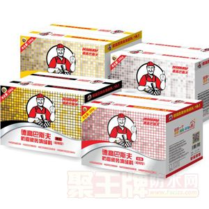德高巴斯夫防霉填缝料(超细型)黑/白/黄/红 2KG*10包/箱 产品图片