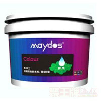 美涂士优耐彩色防水涂料(柔韧Ⅱ型)