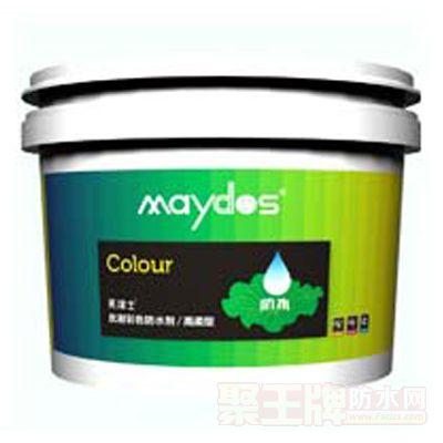 优耐彩色防水涂料(高柔型)