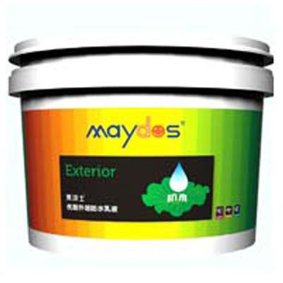 优耐外墙防水乳液 产品图片