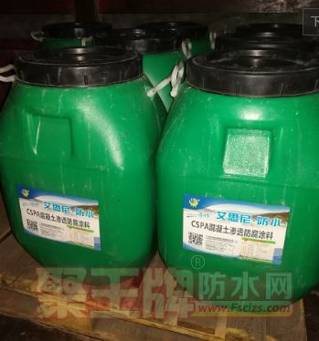 点击查看CSPA混凝土复合防腐保护剂详细说明