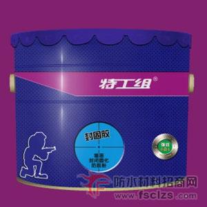 特工组 封固胶(强效4合1系列)腻子粉化处理