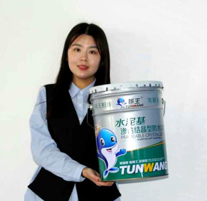 货源地供应 柔韧型防水涂料K11防水涂料