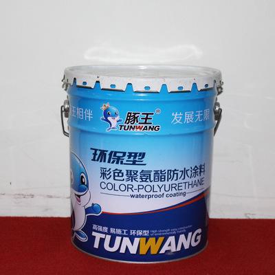 单组分聚氨酯弹性防水屋面卫生间厂家直销