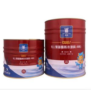 青龙牌911 聚氨酯防水涂料(CQ107)产品包装图片