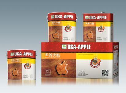 点击查看美国苹果金装净味防老化木器漆详细说明