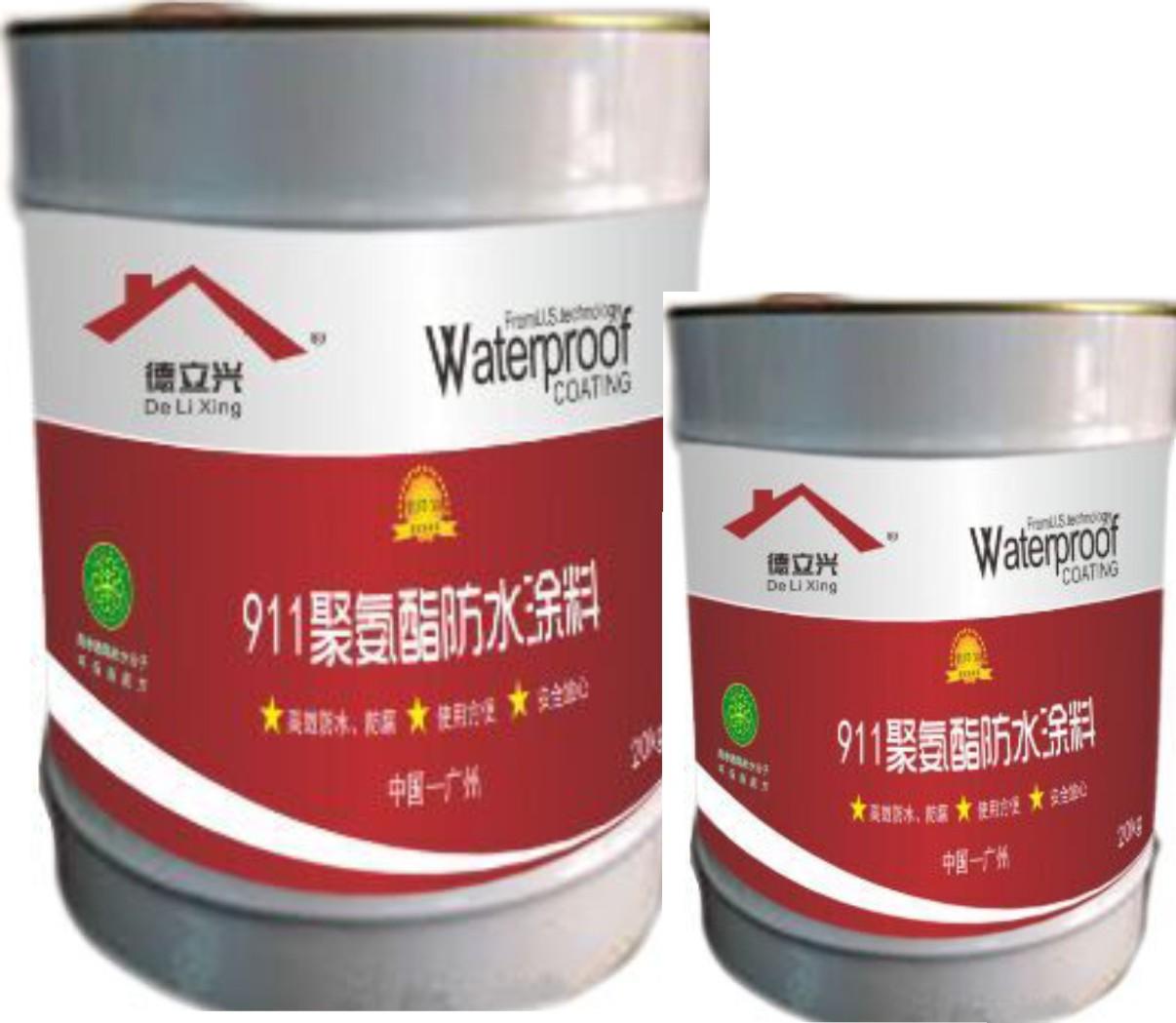 聚氨酯工程防水涂料德立兴厂家供应